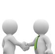 Credibilidade e confiança clientes e visitantes seguros e satisfeitos